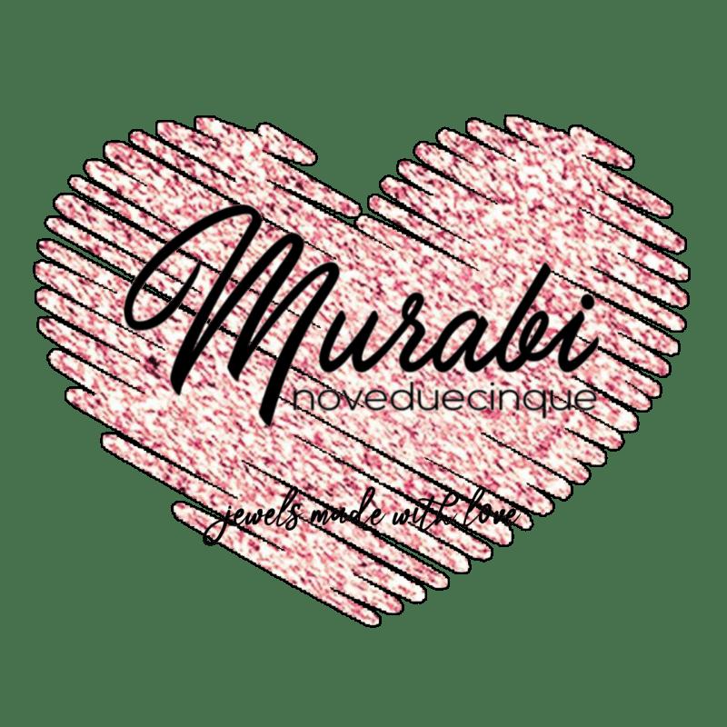 Logo murabi 925 jewels made with love