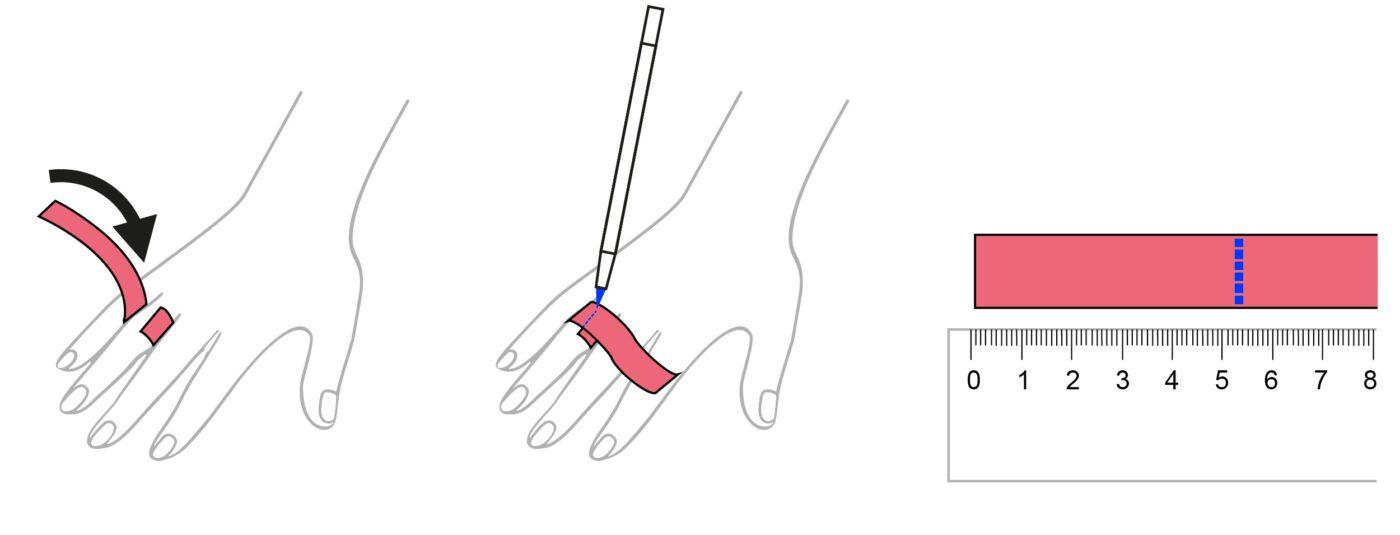 misura anello
